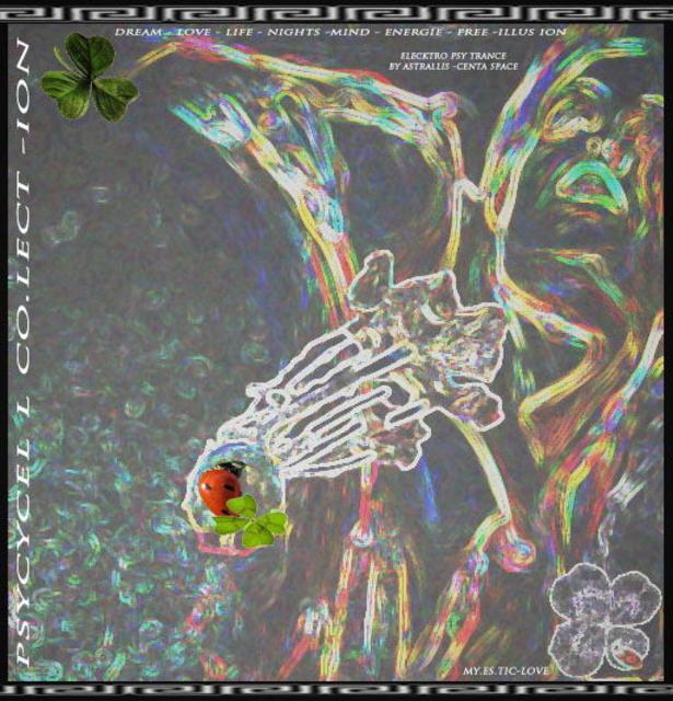 Party Flyer psycycel l co.let ion 3 Feb '12, 22:00