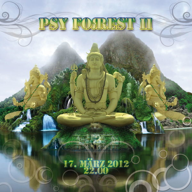 Psy Forest 2 21 Jul '12, 22:00