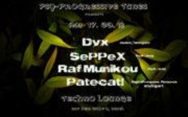 psy-progressive tunes technolounge basel 17 Mar '12, 22:00