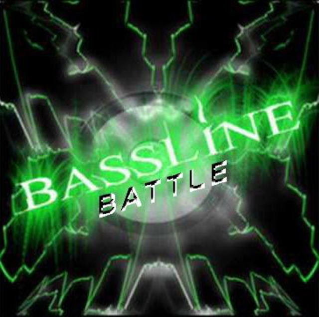 Party Flyer BASSLINE BATTLE V.1 6 May '12, 14:00