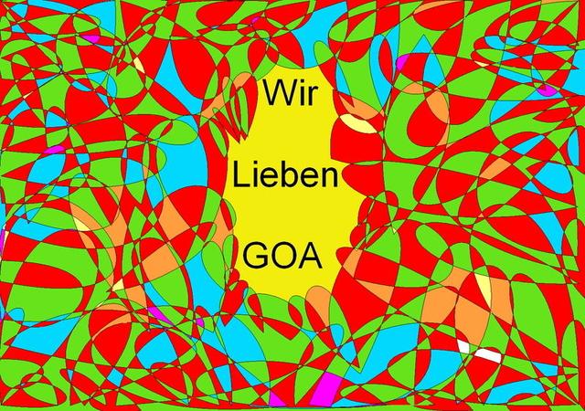 Party Flyer wir lieben goa 7 Sep '12, 15:00