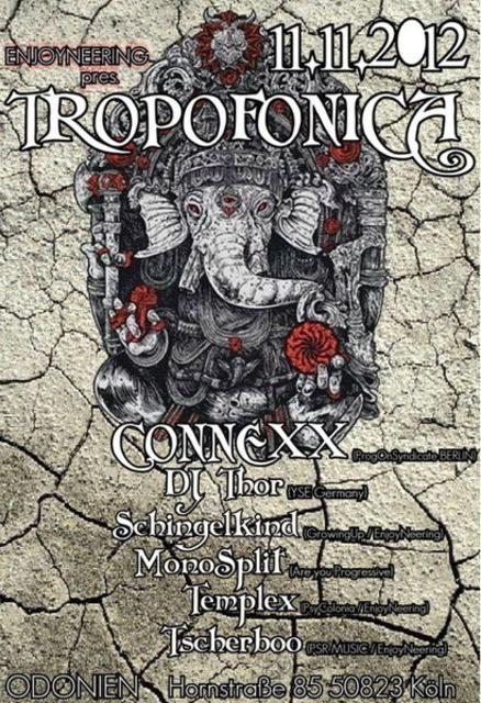TROPOFONICA 11 Nov '12, 13:00