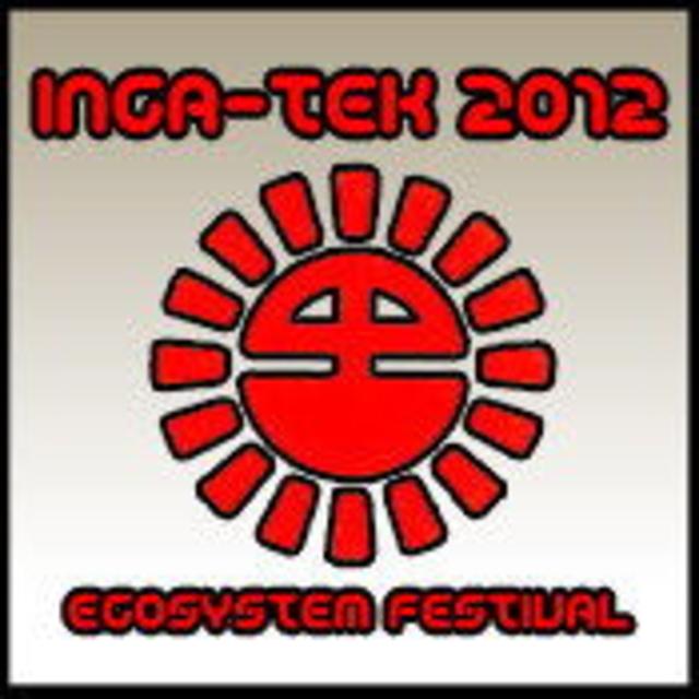 Party Flyer INCA-TEK ecosistem festival 15 Dec '12, 13:00
