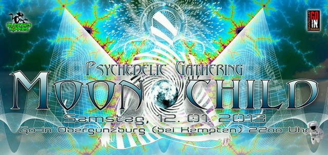 MOONCHILD - 10 Jahre ELECTROHIPPIES 12 Jan '13, 22:00