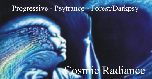 Party Flyer Cosmic Radiance 19 Apr '13, 22:00