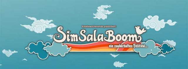 Party Flyer SimSalaBoom Festival 2013 2 Aug '13, 18:00