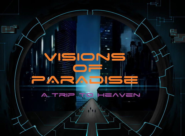 Party Flyer Visions Of Paradise 19 Oct '13, 22:00