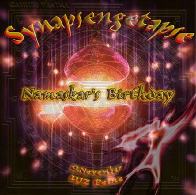Party Flyer Synapsangetapse 9 Nov '13, 23:00
