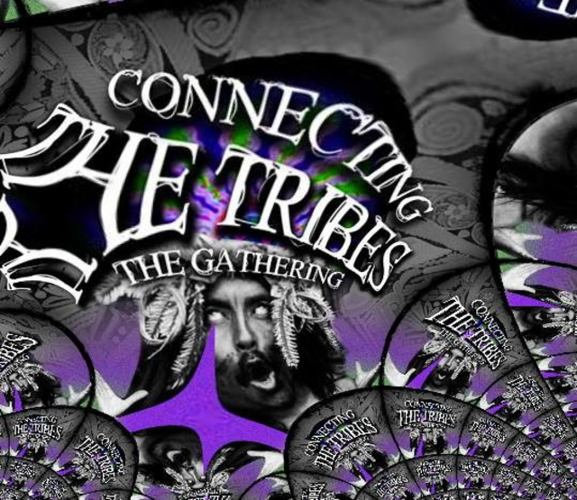 Party Flyer Connecting THE TRIBES: The 3rd Gathering 31 Jan '14, 23:00