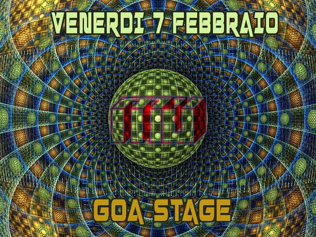 Party Flyer DOUBLE DRAGON 2.0 - MU with 2 staqes ---> goa + drumnbass/tek 7 Feb '14, 22:30