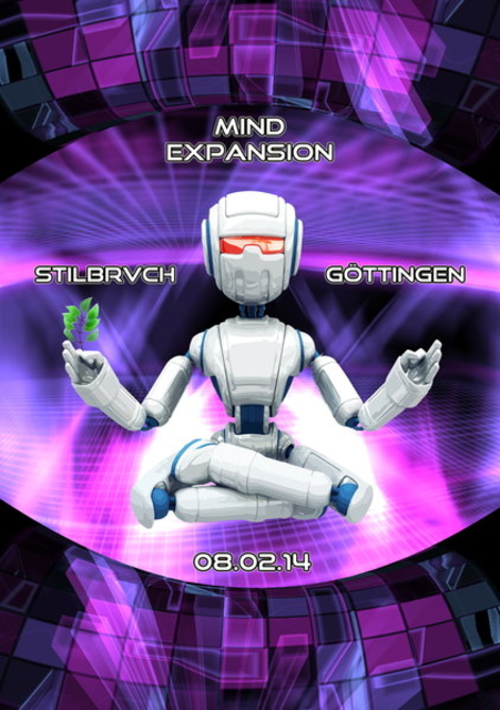Party Flyer Mind Expansion 8 Feb '14, 23:30