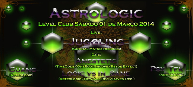 Level Club @ #41 Astrologic Party 1 Mar '14, 23:30