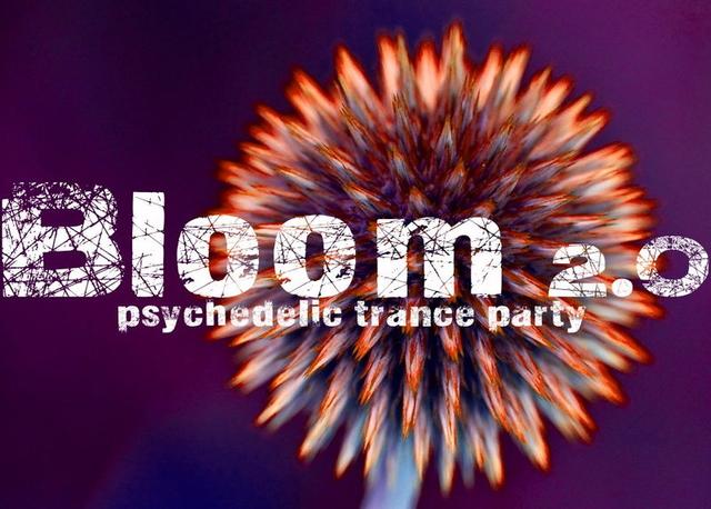 Party Flyer ::: BLOOM 2.0 ::: 8 Mar '14, 23:00