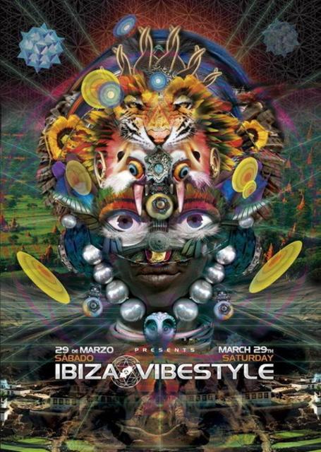 Party Flyer ibiza VibeStyle @ Summum 29 Mar '14, 23:00