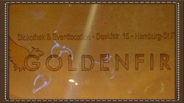Party Flyer Goldenfire Proggy 30 Aug '14, 22:00
