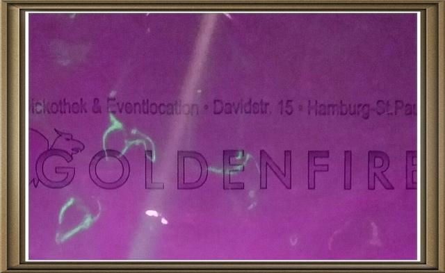 Party Flyer Goldenfire Proggy 12 Sep '14, 22:00