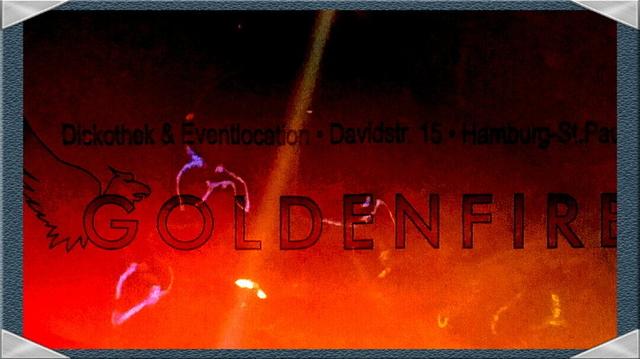 Party Flyer Goldenfire Proggy 4 Oct '14, 22:00