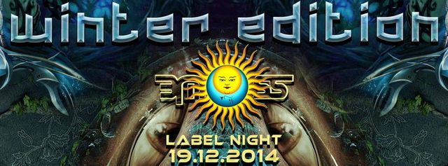 Party Flyer BMSS Label Night - Winter Edition 19 Dec '14, 22:00