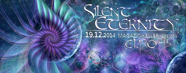 Party Flyer Silent Eternity #5 (feat Elfo) 19 Dec '14, 23:00