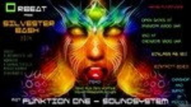 Orbeat prs. Silvester Bash with FUNKTION ONE Soundsystem 31 Dec '14, 22:00