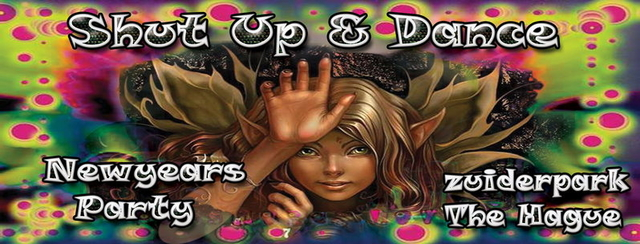 Party Flyer Shut up and Dance presents Chainreaction V 31 Dec '14, 22:30
