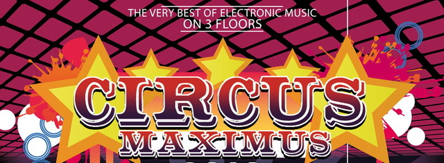 Party Flyer ★★★ Circus Maximus 2015 ★★★ Fabio & Moon • Jahbo • Last Call 30 Apr '15, 22:00