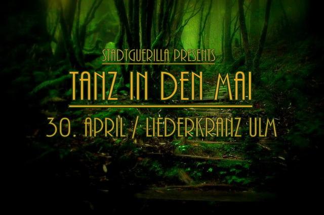 Party Flyer Stadtguerilla Tanz in den Mai 30 Apr '15, 22:00