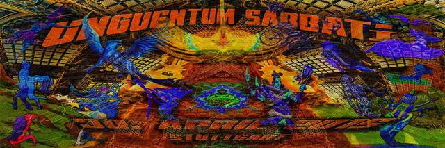 Party Flyer Unguentum Sabbati 30 Apr '15, 22:00