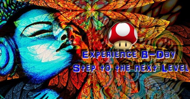 Party Flyer Experience B-Day Splash Gerda + Tobi - Step to the next Level 9 May '14, 22:00