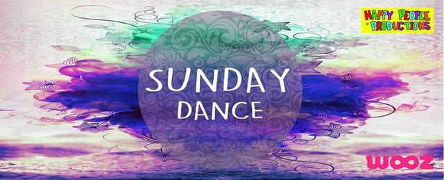 Party Flyer SUNDAY DANCE!!! @ WOOZ 10 May '15, 13:00