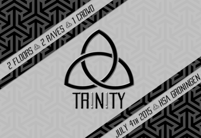 Party Flyer TR!N!TY [Pilot Birthday Edition] 4 Jul '15, 21:00