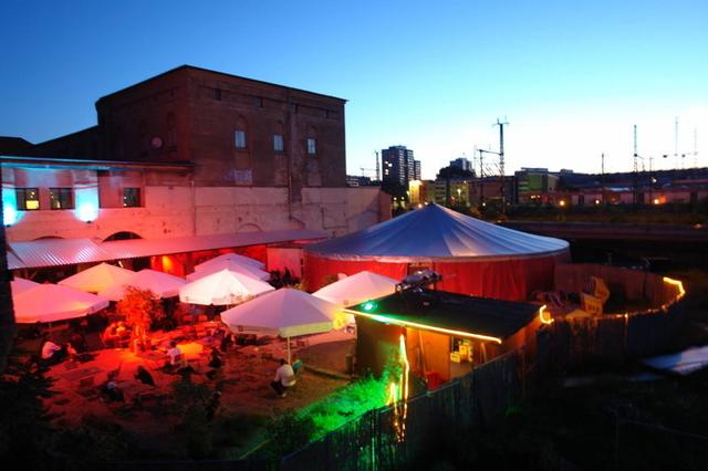 Party Flyer Proggynation Berlin pres Summer Camp Open Air w/ Morten Granau uvm. 5 Jul '15, 10:00