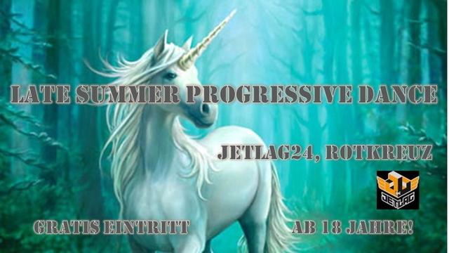 Party Flyer ║▌█● LaTe SuMmEr PrOgReSsiVe DaNcE ●█ ║▌▌ 12 Sep '15, 22:00