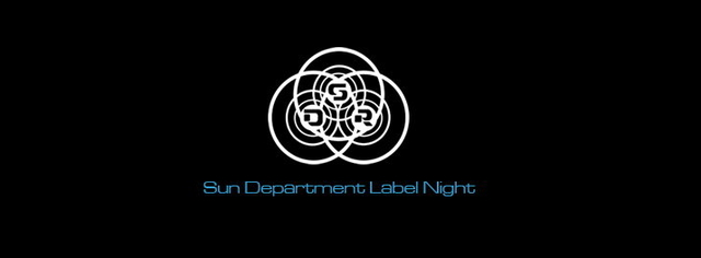 Party Flyer Sun Department Label Night 24 Oct '15, 22:00