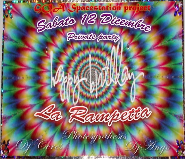 Party Flyer Psybirthday 12 Dec '15, 23:00