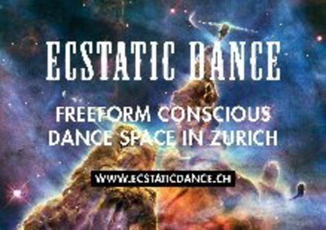 Party Flyer ecstaticdance 16 Dec '15, 19:00