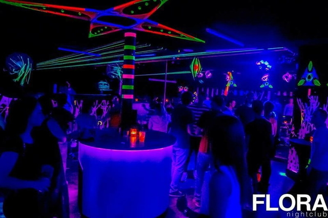 Party Flyer Goa Night @ 24.12 24 Dec '15, 23:30