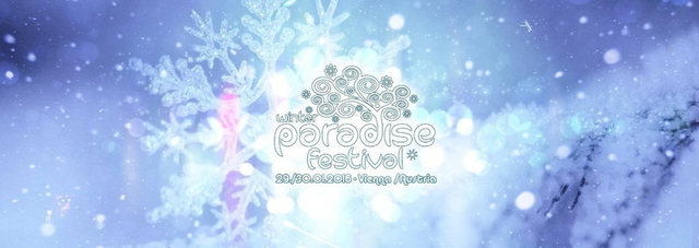 Party Flyer PARADISE WINTER FESTIVAL 2016 29 Jan '16, 21:00