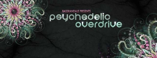 BassRandale presents: Psychedelic Overdrive mit KleySky, Dsompa 30 Jan '16, 23:00