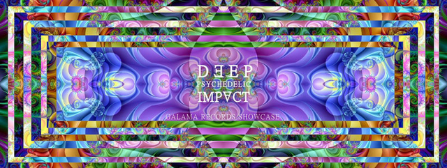 Party Flyer Deep Psychedelic Impact 2 Apr '16, 23:00