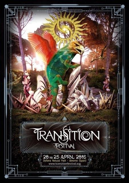Party Flyer TRANSITION Festival 2016 20 Apr '16, 22:00