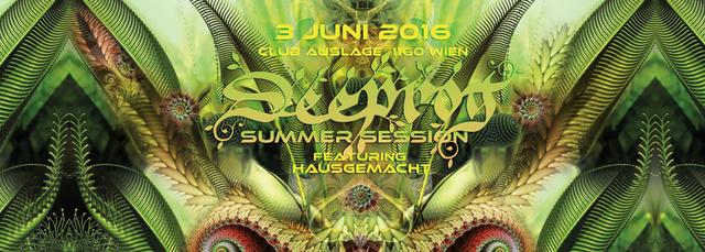 Party Flyer ╰დ╮ॐ╭დ╯Deeprog Summer Session ╰დ╮ॐ╭დ╯ 3 Jun '16, 23:00