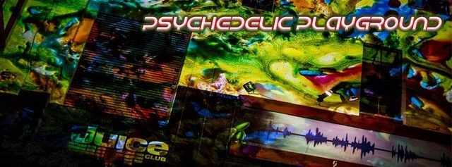 Party Flyer Psychedelic Playground 1 Jul '16, 23:00