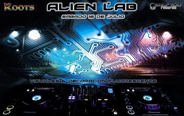 Alien LAB • Special Edition 16 Jul '16, 22:00