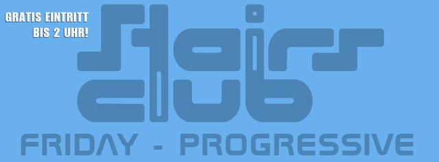Party Flyer Progressive Grooves 5 Aug '16, 23:30