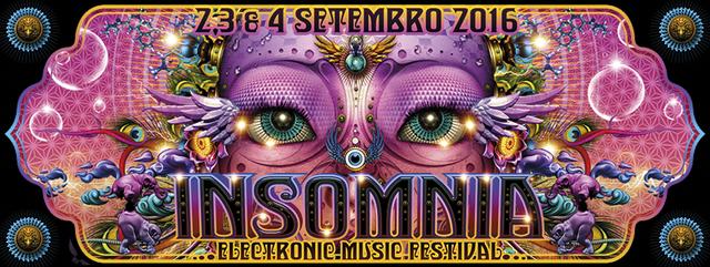 INSOMNIA electronic music festival 2016 2 Sep '16, 23:30