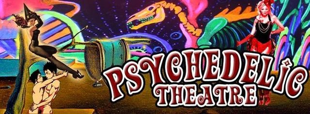 Psychedelic Theatre ★ Berlin Heroes ॐ 2 Sep '16, 23:00