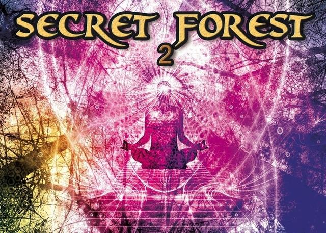 Party Flyer Secret Forest 2 3 Sep '16, 22:00