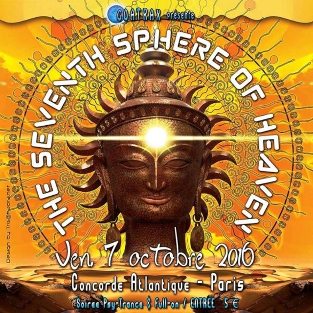 THE SEVENTH SPHERE OF HEAVEN 7 Oct '16, 23:30