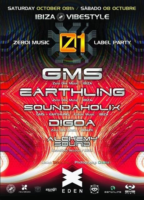 Ibiza Vibestyle Closing Party 8th Oct Saturday 8 Oct '16, 23:00